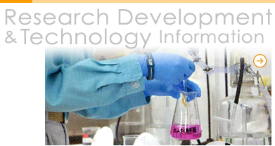 Research Development and Technology Information